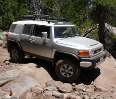 FJ Cruiser mods